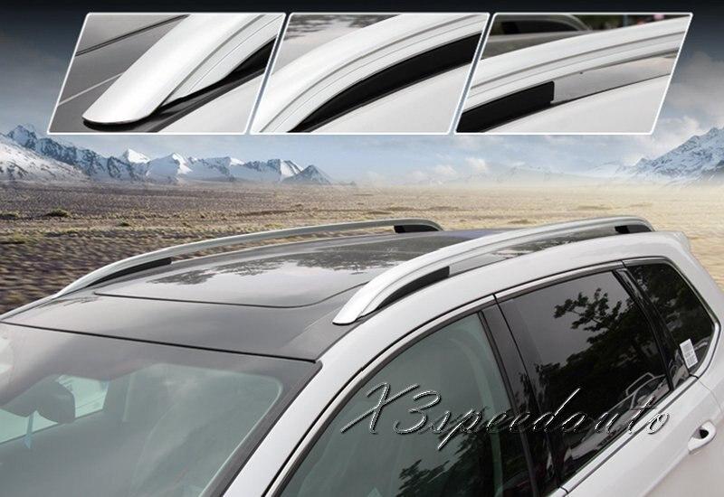 Ford Edge Panoramic Roof Rack Por 2017