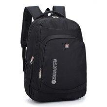 High Quality Boys School Bags College Backpack Waterproof Laptop Bag Men Travel Schoolbag Bagpack Birthday