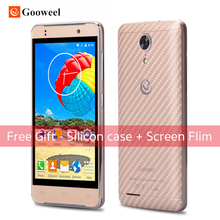 Original Gooweel M9 mini + smartphone 4,5 zoll IPS handy MT6580 Quad Core Android 5.1 handy 1 GB + 8 GB 3G GPS 5.0MP + 5.0MP