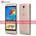 Original Gooweel MT6580 M9 mini + smartphone 4.5 pulgadas IPS teléfono móvil Quad Core Android 5.1 del teléfono celular 1 GB + 8 GB 3G GPS 5.0MP $ number MP