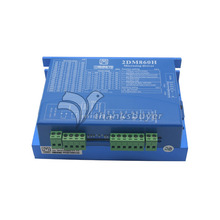 2DM860H Digital Microstep Driver Stepper Motor Controller 32bit DSP for CNC Engraving Machine