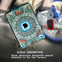 For Apple IPad Mini 1 Mini2 3 Retina Kids Children Safe Armor Shockproof Heavy Duty TPU
