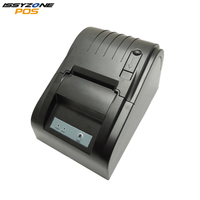 IssyzonePOS Thermal Receipt 58mm Printer Pos Thermal Printer Android Printer Compatible with All Windows and Linux ITRP002