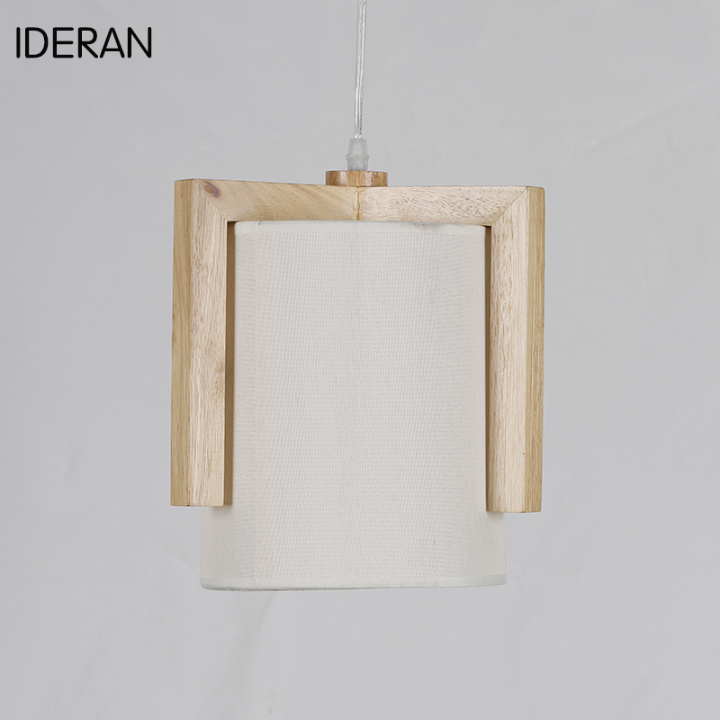 ФОТО IDERAN Pendant Lights lamp cover Lampshade night light bedroom lamp