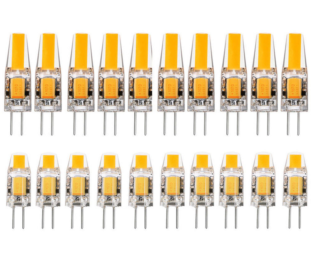 G4 LED Bulb, Bi-Pin Base,G4 LED 12V AC/DC COB Light 3W 5W High Quality LED G4 Lamp Bulb Capsule G4 COB Lamp Bulb Chandelier Lamp
