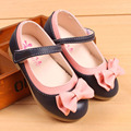 2017 Fashion Butterfly-Knot Baby Girls First walkers Shoes Bow-Knot Toddlers Girls Flats Shoes Autumn Baby Girls Shoes