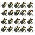 20 шт./лот мини LED паук 8x10 Вт RGBW Луч света хорошее качество быстрая доставка DJ Мини движущаяся голова луч Паук свет