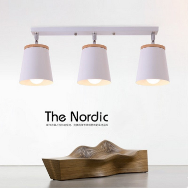Northern Europe Modern Creative Concise Art Dining Room Ceiling Light Livingroom Bedroom Room Decoration Light Free Shipping