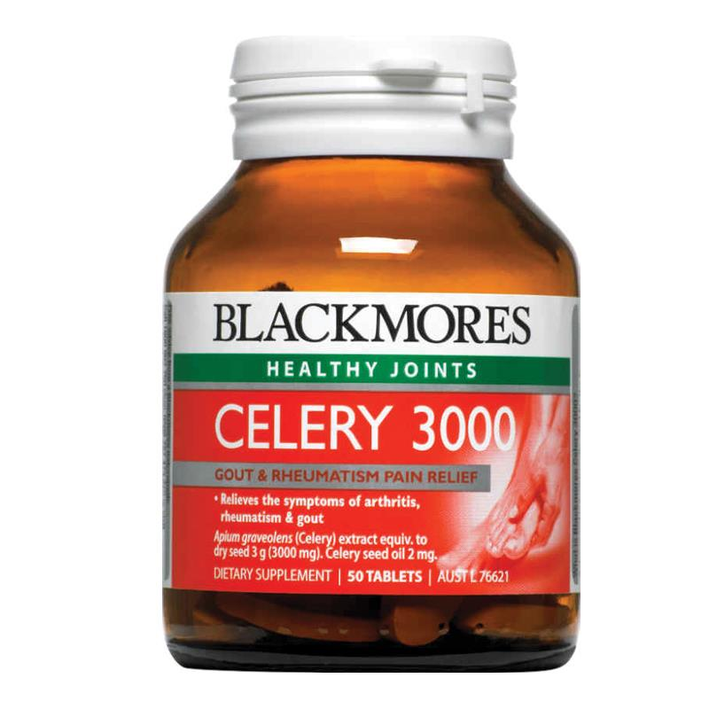 Image 5 - Original Australia BM Celery Support Relieve Occasional episodes of gout Symptoms Mild Rheumatic Aches Pains Mild Osteoarthritis-in Body Self Tanners & Bronzers from Beauty & Health