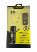 FineBlue F920 Mini Bluetooth Earphone Business Fashion Headset Remind Vibration Wear Clip Sports Running Earphone For