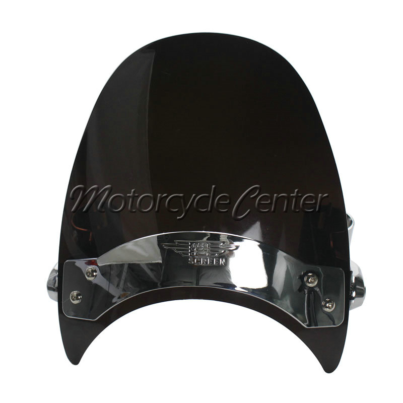 Windshield Detachable for Harley-Davidson Sportster 1200 Nightster 08-12