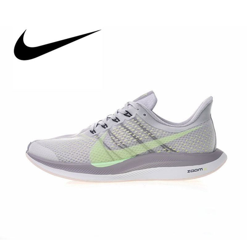 size 40 878c0 0cc99 Nike Zoom Pegasus Turbo 35 Men Running Shoes Wear-resistant Sport Outdoor  Sneakers Jogging 2019 New Arrival Footwear BV6656-016