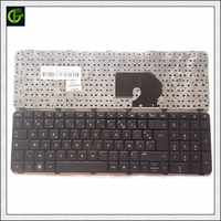 French Azerty keyboard for HP Pavilion DV7-6100 DV7-6200 DV7-6000 DV7-6152er DV7 6000 dv7t-6000 dv7-6b dv7-6c dv7t-6b dv7t-6c FR