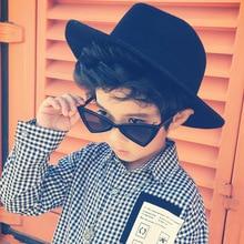 2019 Fashion Style Kids Vintage Cat eye hip hop sunglasses T