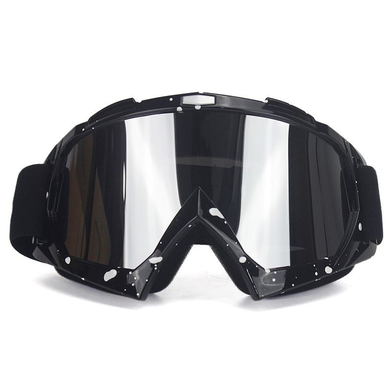 VIRTUE suaugusiųjų motociklų akiniai motociklų motoroleriai ATV MX nešiojamieji keliai UV apsauginiai