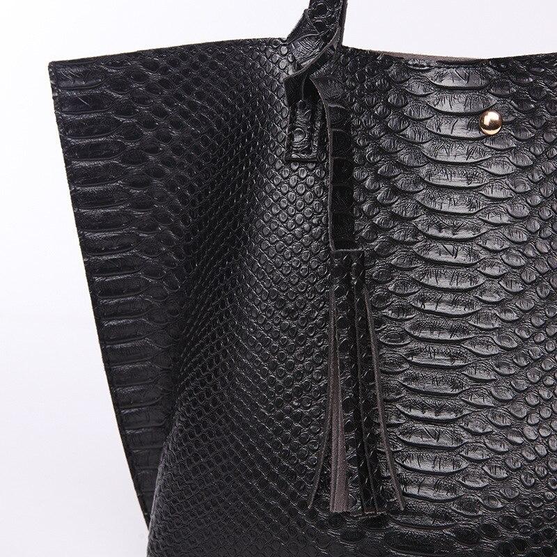 sacolas grandes bolsas de couro Alligator Bags,women Bag Fashion : Borconjuntote Bolsos Mujer de Cuero