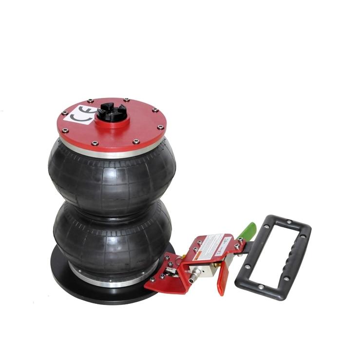 Jack pneumatique portatif de Jack automatique Horizontal de 3 tonnes avec le caoutchouc de qualité