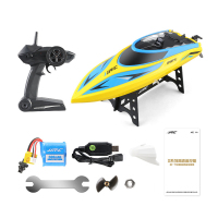 Rc Boat Pentium S2 Shark Latitude 2.4ghz 25km/h High Speed Mini Racing Speed boat Remote Control Toy For Children Rc Model Ship