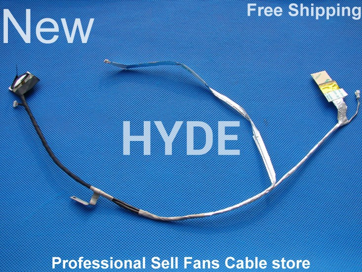 New Wistron 50.4RH02.032 LVDS CABLE FOR HP DV6-6000 DV7-6000 DV7-6100 Series LVDS CABLE new original laptop replacement lcd cable for hp pavilion dv6 6000 dv6 6100 dv6 6200 dv6z 6100 b2995050g00013 lcd lvds cable