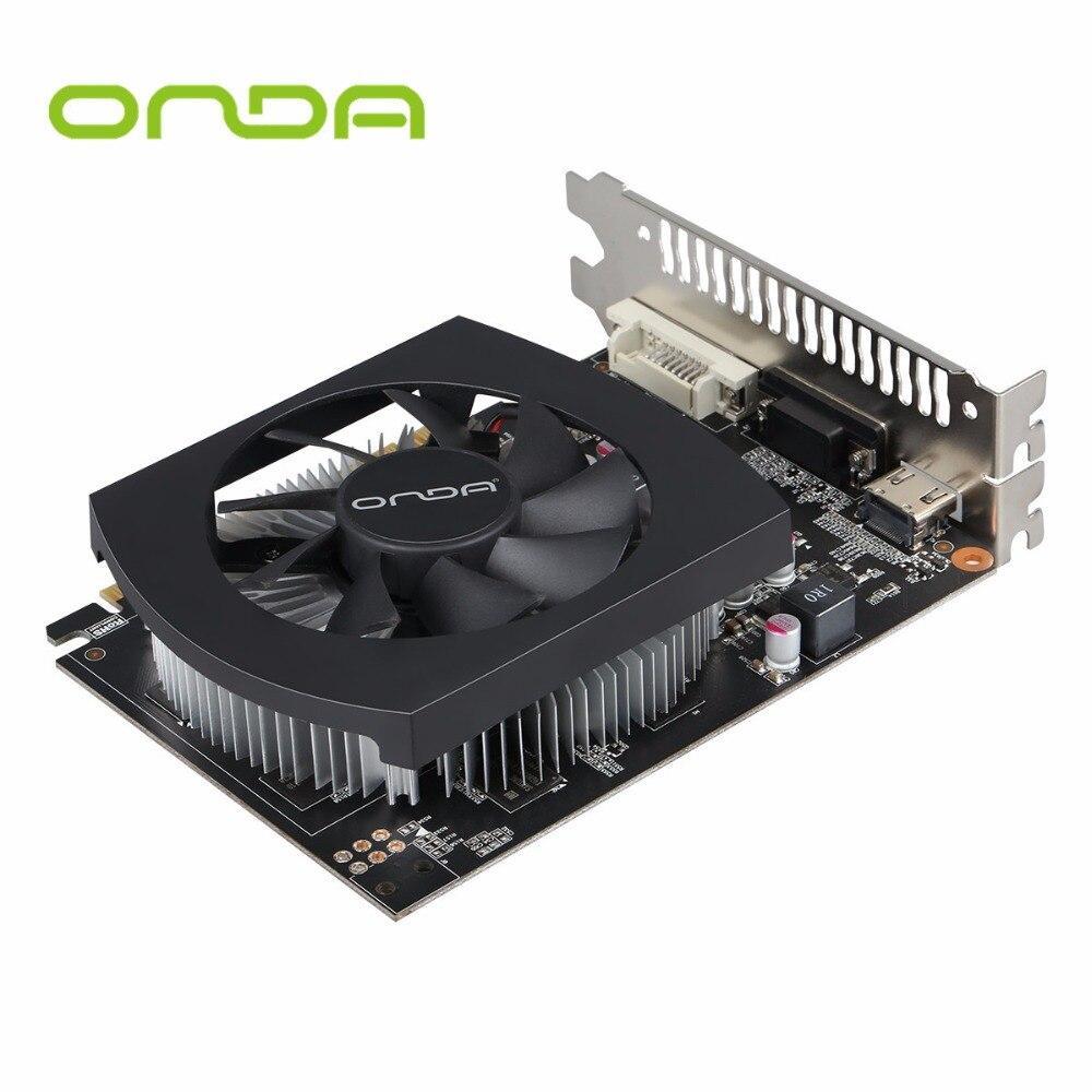 New Onda GTX750Ti 4G GDDR5 128bit Graphics Card With HDMI