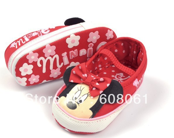 Promotional free shiping baby shoe infant baby  wear prwalk best quality