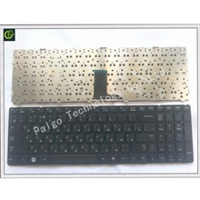 Russian Keyboard for  Samsung NP-R522 NP-R520 R520 R522 R522H R518 RU Black laptop keyboard цена
