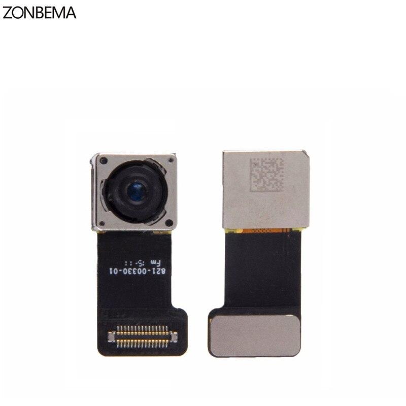 ZONBEMA 5 ピース/ロット 100% テスト作業バックリアカメラとフラッシュモジュール Iphone 5 用のセンサーフレックスケーブル SE 交換部品  グループ上の 携帯電話 & 電気通信 からの 携帯電話用フレックスケーブル の中 1