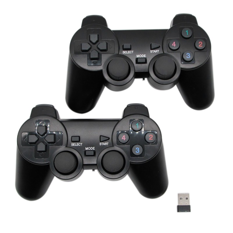 Pair Game Bluetooth Joystick Controller 2.4G Wireless Doubles Gamepad For Nintend Switch Host for Android Smartphone/TV BoxPair Game Bluetooth Joystick Controller 2.4G Wireless Doubles Gamepad For Nintend Switch Host for Android Smartphone/TV Box