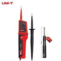 UNI-T UT15B IP65 Wodoodporna Wielofunkcyjne Napięcie Czujki Napięcie Testowanie Pen Metrów Brzęczyk i Wskaźnik LED Światła