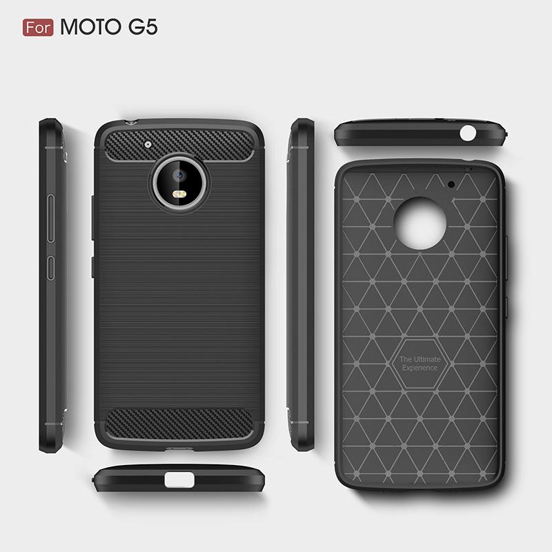 carbon fiber tpu case moto g5 (9)
