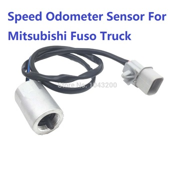 MC858133 nowy pojazd prędkość transmisji przebieg czujnik do MITSUBISHI Fuso ciężarówki OE # MC 858133 MC-858133 tanie i dobre opinie ICIFAUTO Czujnik Prędkości pojazdu Holzer