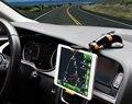 Salpicadero tableta gps del teléfono móvil los titulares de coches de succión ajustable plegable mounts soportes para apple ipad mini 2 3, leeco le pro3
