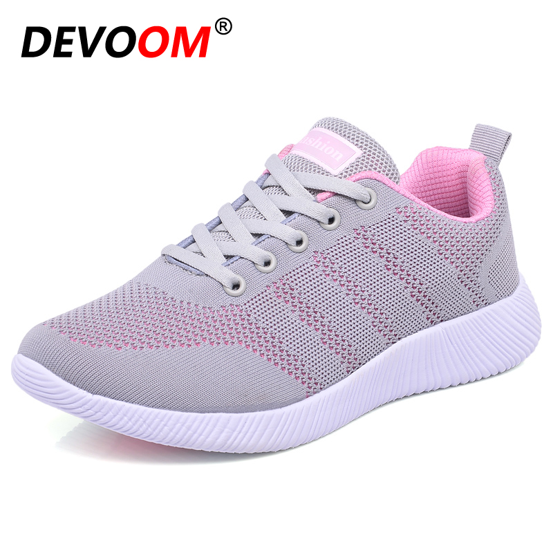 New Fashion Sneakers Womens Casual shoes Brand Quality Winter/Spring Flats Ladies light Pink Shoes Breathable Mesh Lovers Shoes 2017 new spring imported leather men s shoes white eather shoes breathable sneaker fashion men casual shoes