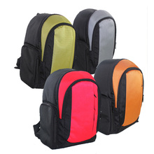 For Outdoors Activities Digital Camera Bag Fashion DSLR SLR Photography Backpack with Rain Cover Waterproof Shockproof