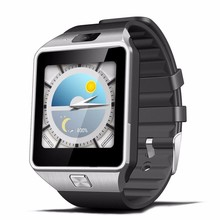 QW09 Android 3g Smart Watch Bluetooth 4.0 Wristwatch MTK6572 Dual Core 512MB RAM 4GB ROM Pedometer 3G Smartwatch Phone