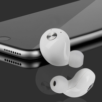Sago IP010 Magnetic Mini Earphone TWS Wireless Earbuds Bluetooth Earphone One For 2 With Mic For