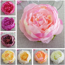Buy fake flowers bulk and get free shipping on aliexpress 20pcs silk peony heads 10cm fake flowers silk peonies wholesale bulk flowers for diy crafts wedding mightylinksfo