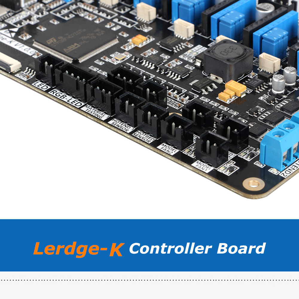 3D Imprimante Conseil BRAS 32Bit Lerdge-K Contrôle Carte Mère Pour Double Extrudeuse Avec 6 pcs A4988 Drv8825 LV8729 TMC2100 TMC2208 Pilote - 6