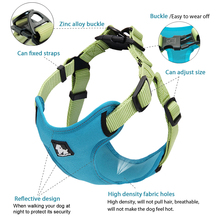 Truelove Padded reflective dog harness vest