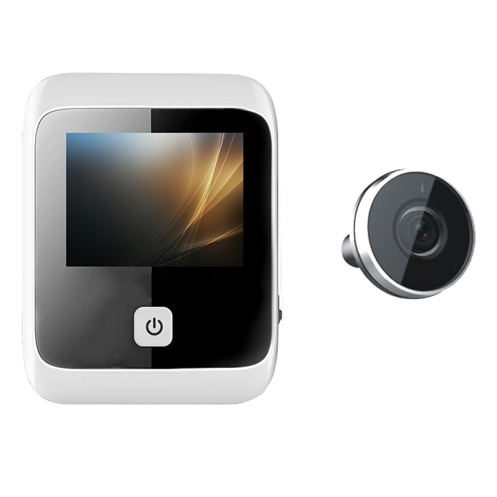 3 ''LCD numérique judas visionneuse porte oeil CHD caméra LCD porte visionneuse caméra maison Commercial résidentiel classé