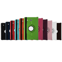 1Pc 360 Rotating PU Leather Smart Case Cover Stand For 9 6 Samsung Galaxy Tab