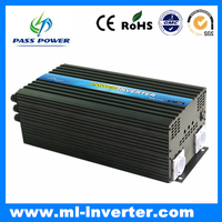 Factory Sell CE ROHS Approved Dc 12v To Ac 220v 240v 4000w 4kw Peak 8000w Pure