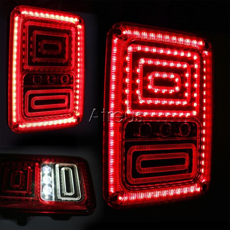 Автомобільні світлодіодні задні - Автомобільні фари - фото 5