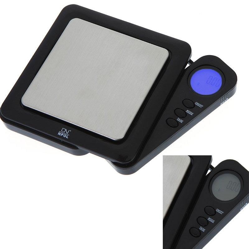 Mini lcd electronic pocket jewelry scales gold diamond for Mini digital jewelry pocket gram scale