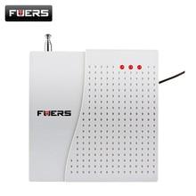 Fuers TD Беспроводной ретранслятор сигнала передатчик улучшенные Датчики сигнала обучающий усилитель сигнала расширитель для системы сигнализации 433 МГц