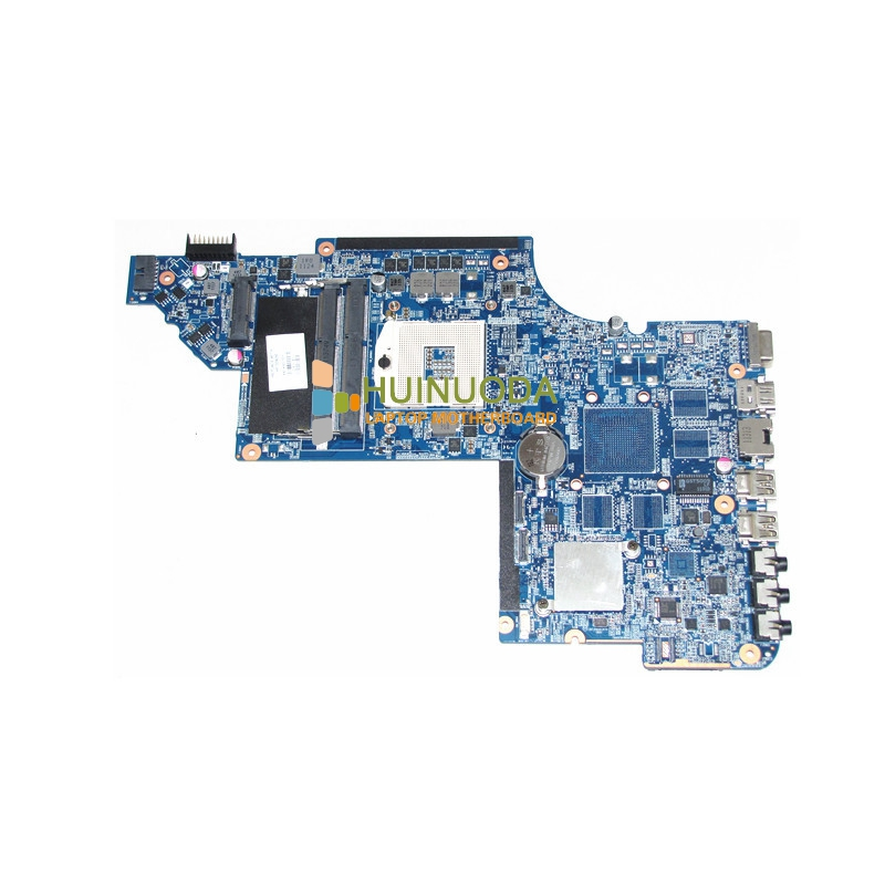 NOKOTION 641490-001 Main Board For Hp Pavilion DV6 DV6-6000 Laptop Motherboard HM65 GMA HD3000 DDR3 650850 001 board for hp pavilion dv6 dv6 6000 laptop motherboard a60m chipset hd6490 512m