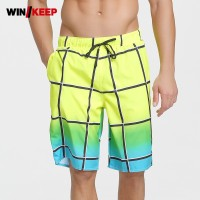 2019 Summer Swim Shorts Mens Swimwear Men Swimming Trunks Male Sea Short Swimming Trunks For Bathing Boardshorts Swimsuit Xxxl
