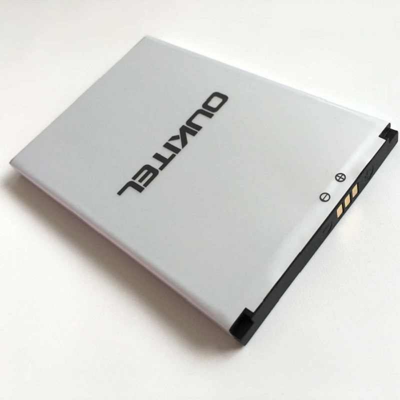 Oukitel K4000 Pro Battery 100% Original High Quality Replacement 4600mAh Li-ion Battery for Oukitel K4000 Pro Smartphone