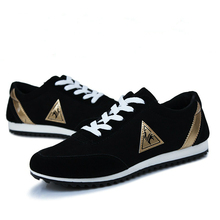 Hot Plus Size 39-46 Men Casual Shoes 2019 Spring/Autumn New Fashion Sneakers Casual Breathable Lace-up Shoes Men Outdoor Shoes все цены