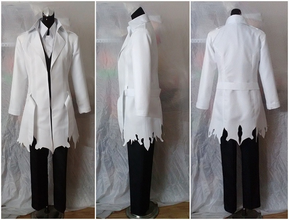 Kagerou projet KONOHA Texas tronçonneuse Massacre Anime uniforme Costume Cosplay Costume sur mesure toute taille nouveau